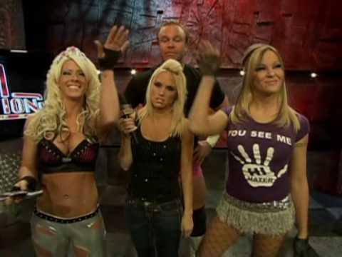 TNA Final Resolution Lauren Interviews The Beautiful People Sharmell XviD