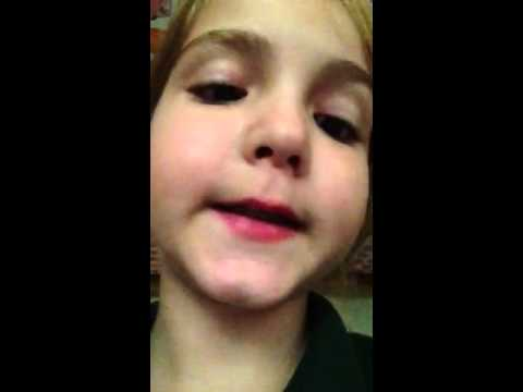 Megan's News Blog: Miley Cyrus Scandal According To An 8 Year Old video