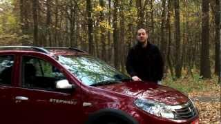 "Renault Sandero Stepway. ""Две Лошадиные Силы""."