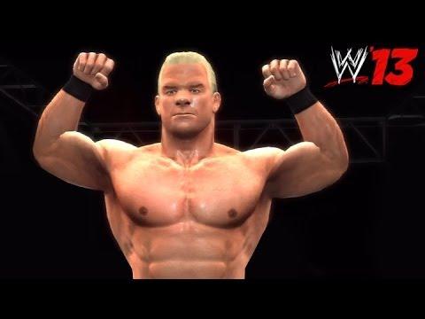WWE '13 Community Showcase: Lex Luger (PlayStation 3)