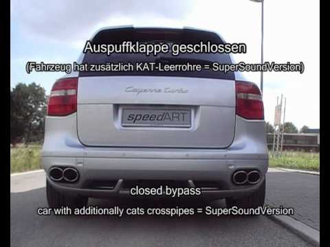 Turbo / Sport Exhaust With