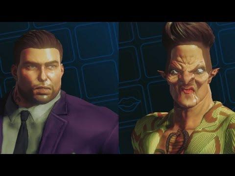 Character Creation Abomination - Saints Row IV