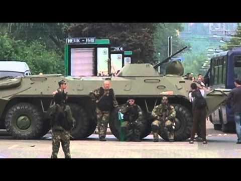 Donetsk Airport Under Attack: Kremlin-backed insurgents assault Ukrainian army despite ceasefire