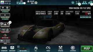 Scammer racing rivals