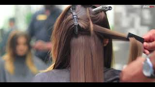 professional KERATIN hair treatment / DEEP'S UNISEX SALON / BHARUCH