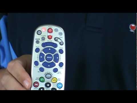 How to program your DISH NETWORK Remote to operate your TV.