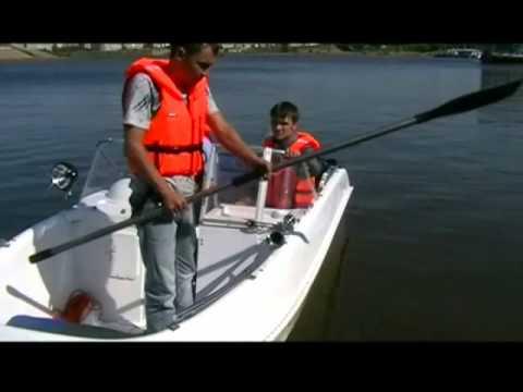 весла для лодки казанка крым
