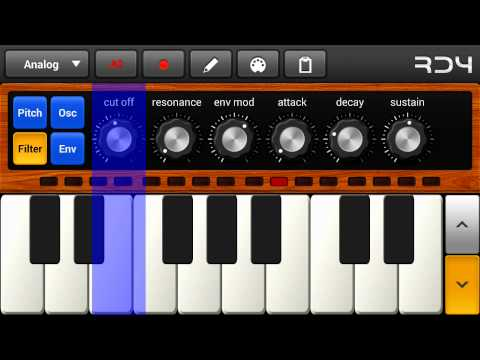 Rd4 Groovebox For Android Скачать