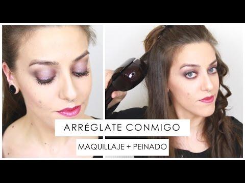 Arréglate conmigo en Otoño: Maquillaje + Peinado | Esbatt