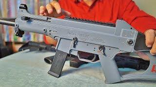 HK USC 45 - The Civilian UMP