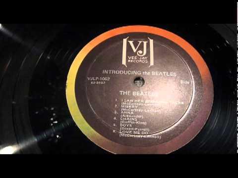 Beatles - Please Please Me (ver 2) (album)