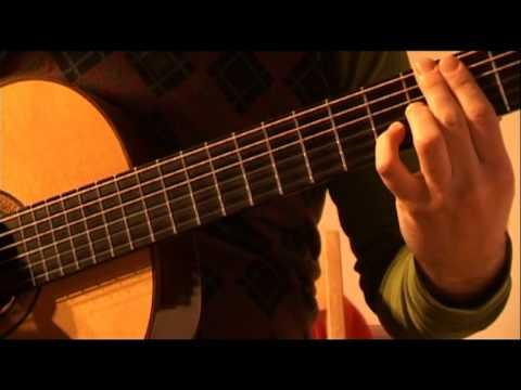 Laurindo Almeida - AUTUMN IN RIO (for guitar solo)