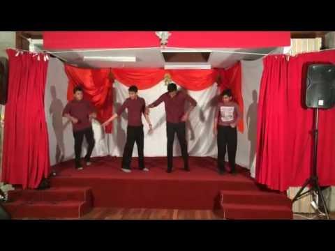 Tamil Christian Dance - Boys Youth Dance - Fcm Liverpool video