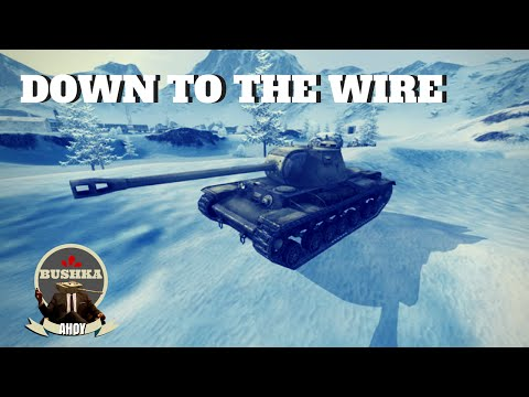 Down to the Wire   Close calls in World of tanks Blitz