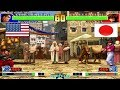 Fightcade King of Fighters 98 | J8mao VS dash_sakata -