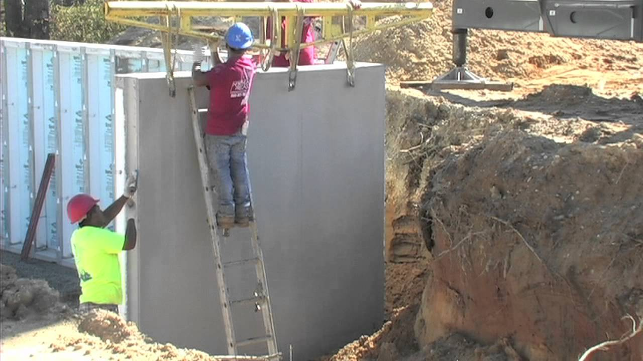 Brad haber homes new construction in nj superior wall for New construction basement