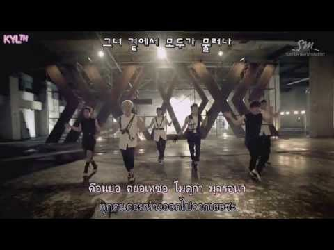 [Karaoke/Thaisub] EXO - 으르렁 (Growl) Music Video Teaser (Korean ver.)