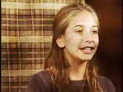13 Year Old Hailey Daigle Promoting Abstinence Over Sex! video