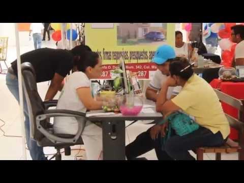 Inauguran feria de la vivienda en Tuxtepec