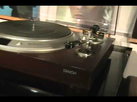 Denon Turntable Cosmetics Restoration