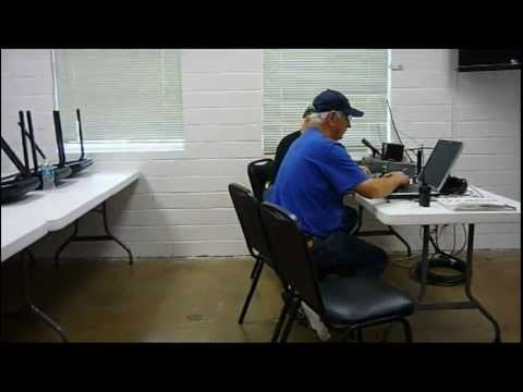 Athens Amateur Radio Club - Field Day 2011