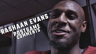 Rashaan Evans talks about Alabama