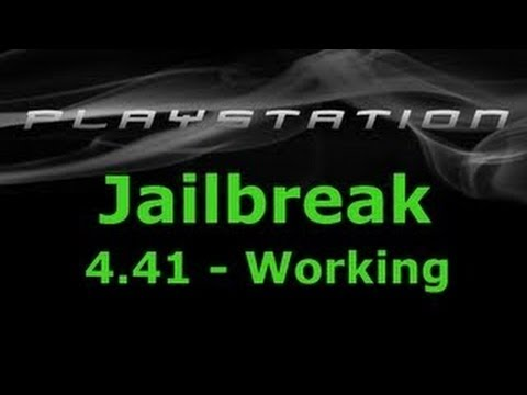 PS3 Jailbreak 4.41 - How To Jailbreak PS3 {UPDATED MAY 12 2013}