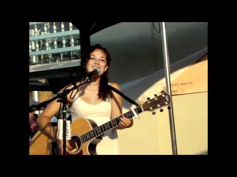 Kina Grannis - Message From Your Heart (LIVE) Music Videos