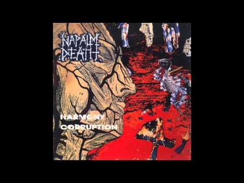 Napalm Death - Suffer Little Children