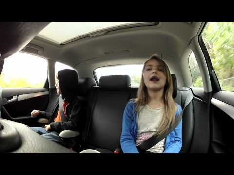 Gotye Somebody That I Used To Know By Two Kids In A Car video