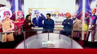 Exclusive Interview : Sajjan Singh Rangroot I Diljit Dosanjh I Sunanda Sharma I Dainik Savera