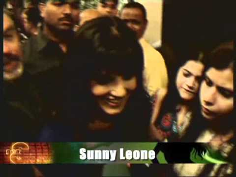 Indo - Canadian Porn Star Sunny Leone Arrives In Mumbai video