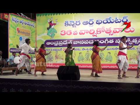 telugu janapada songs and dance