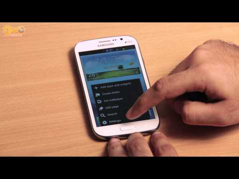 Samsung Galaxy Grand Dual Sim Features