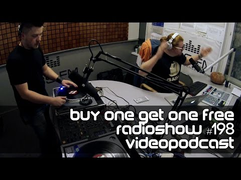Buy One Get One Free Radioshow #198 VideoPodcast