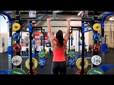 17 Year-old Girl Outperforms Professional Athletes video