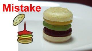You can eat ?? Meiji 4 - DIY Hamburger shaped Candy