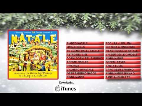 I bambini cantano Natale – 20 famose canzoni di Natale