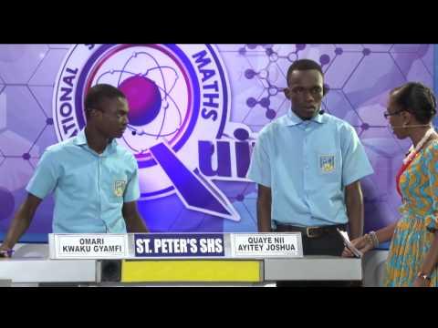 NSMQ2016: SDA SHS, Bekwai- St. Peter's SHS- Krobo Girls' SHS thumbnail