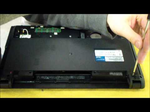 Asus X44H/HY/L AC DC Power Jack Repair