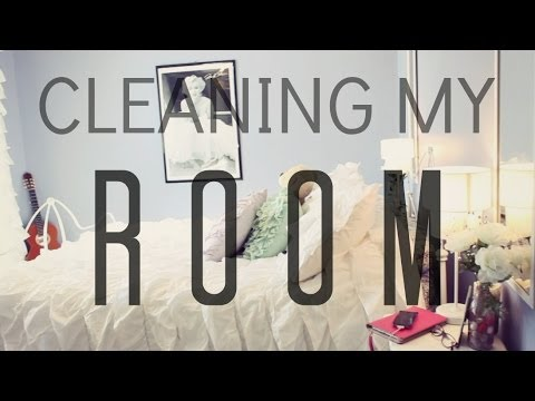 Cleaning My Room | xoxosolie