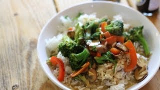How to Make Vegetarian Curry