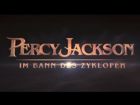 PERCY JACKSON - Im Bann des Zyklopen - Trailer 1 (Full-HD) - Deutsch / German