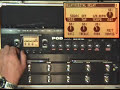 Line6 POD X3-Live Satriani Video Demo by Glenn Delaune
