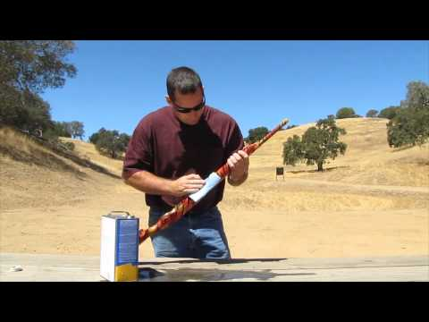 How to Remove Camo Paint from a Rifle