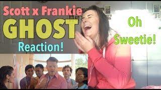 SCOTT HOYING X FRANKIE MUSIC 'GHOST' REACTION!