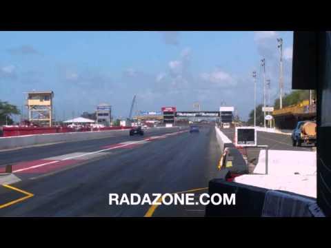 Evo OSNET vs Corvette  Salinas Speedway PR 2015