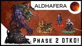Rico & Sephiroth VS Aldhafera | Earth Veritas, Summoners, Lid, Fina, Chow, Nichol | FFBE