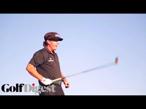 Phil Talks Tech: The 3-Wood - Golf Digest Interviews