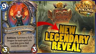 Hearthstone - WTF Moments, NEW LEGENDARY CARD - Kobolds and Catacombs Funny Rng Moments 16